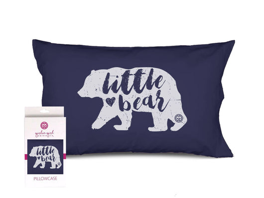 PC-Little Bear Pillowcase