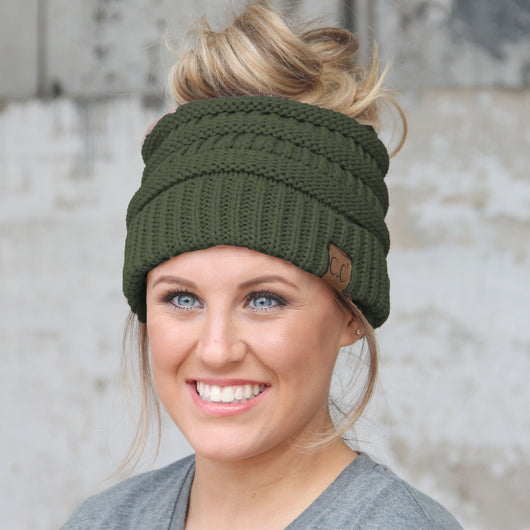 MB-20A BEANIE NEW OLIVE