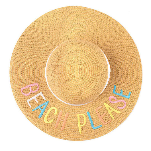 ST-2000 Beach Please Beach Hat Multi