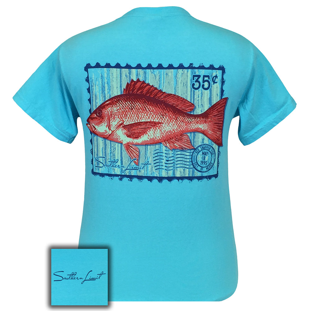 Southern Limit Red Snapper Lagoon Blue