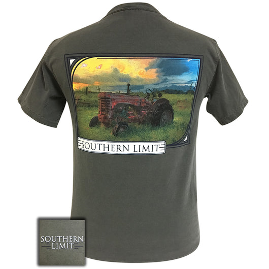 Southern Limit Tractor Comfort Color Pepper
