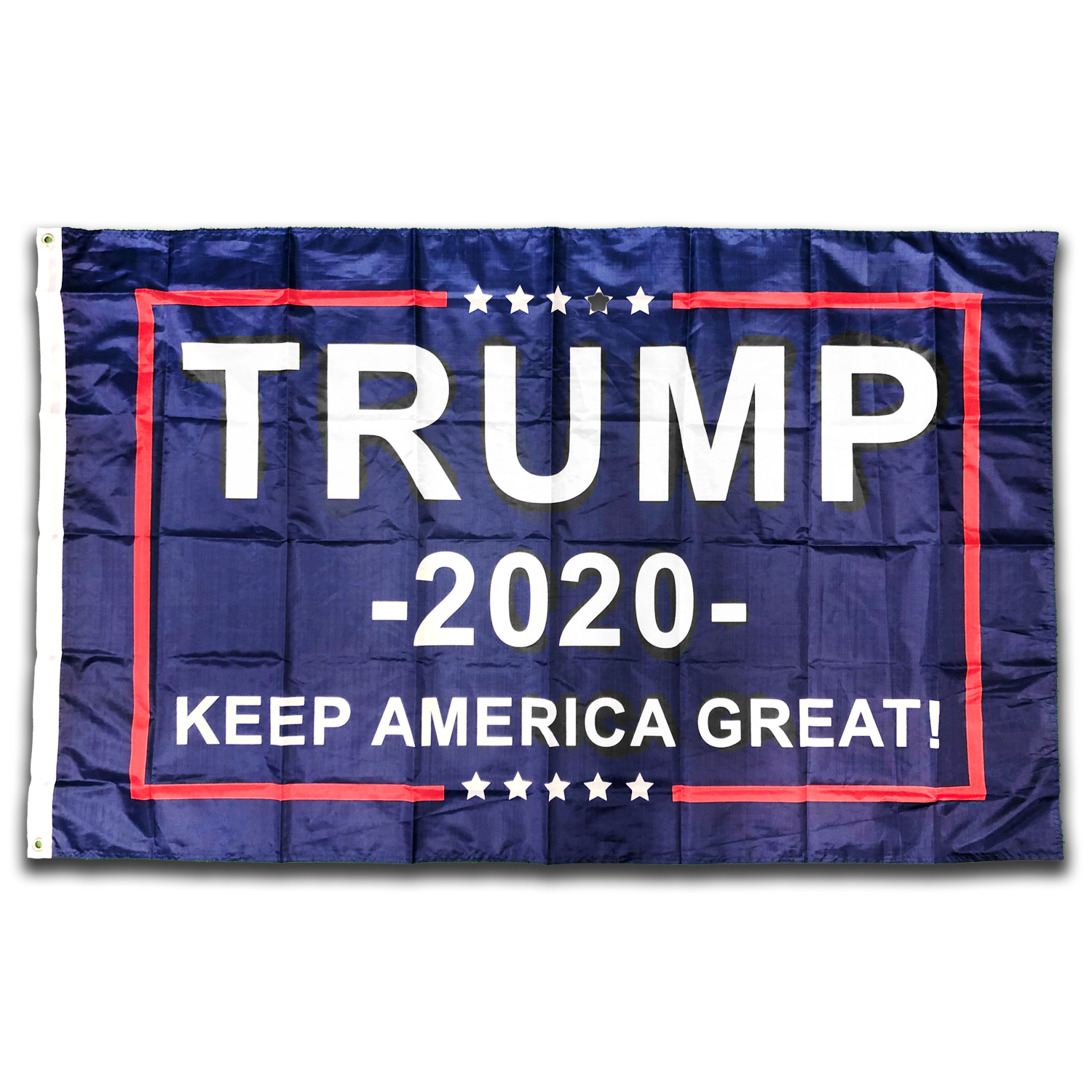 2020 Trump Flag Navy