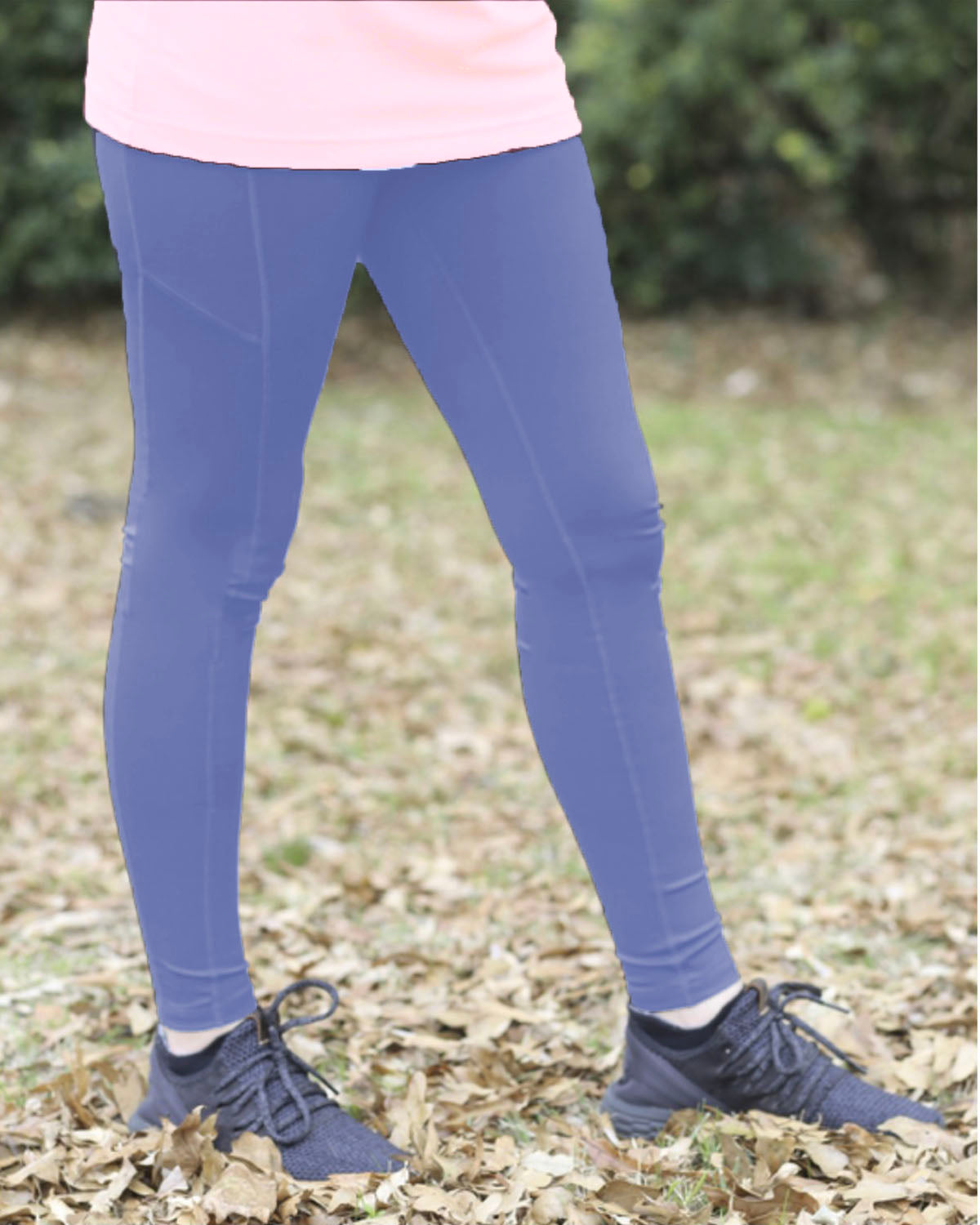 LG-1824 Blue Leggings
