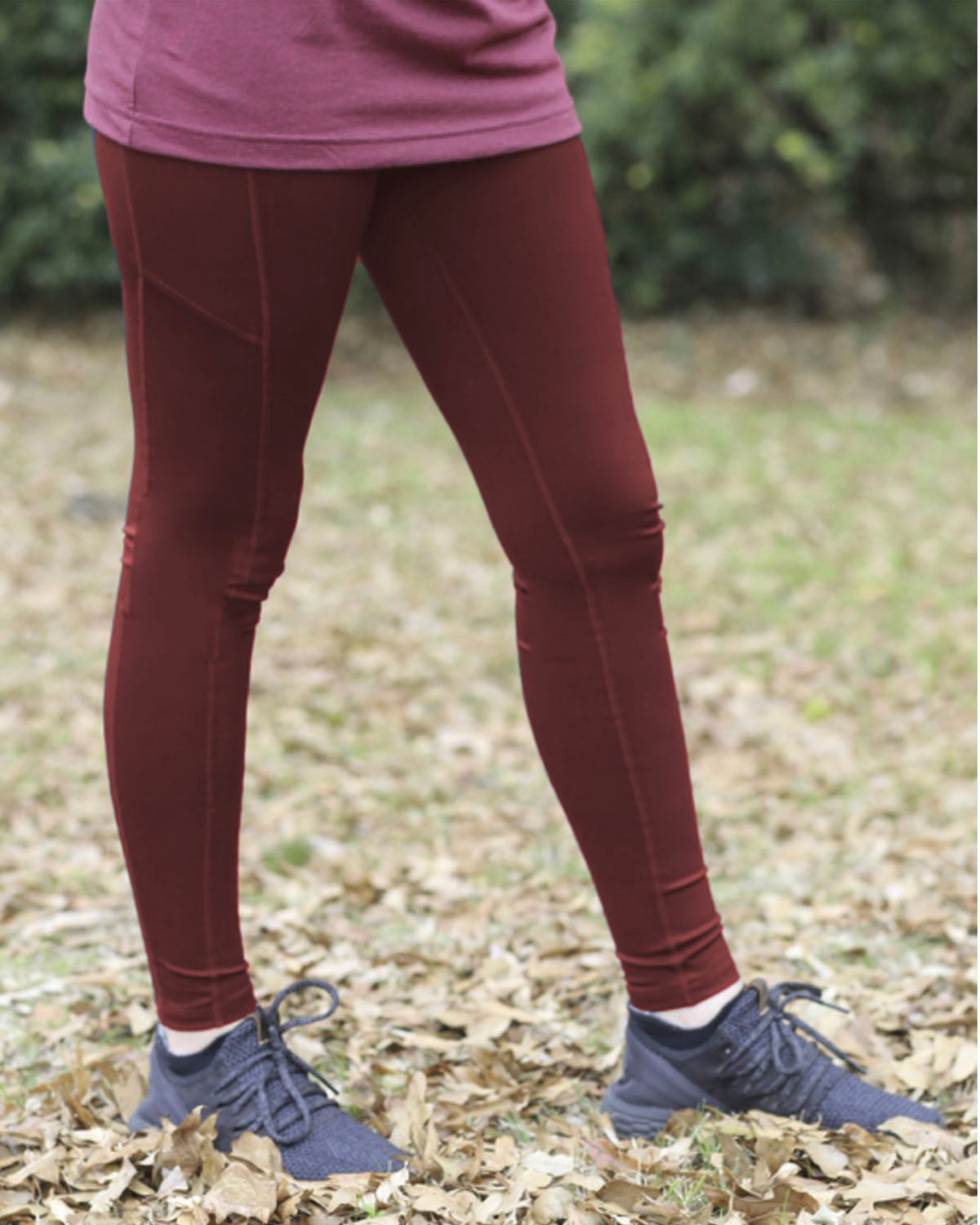 LG-1824 Crimson Leggings
