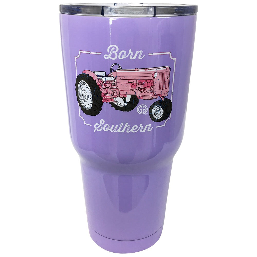 TB2468 Born Southern Stainless Steel Tumbler