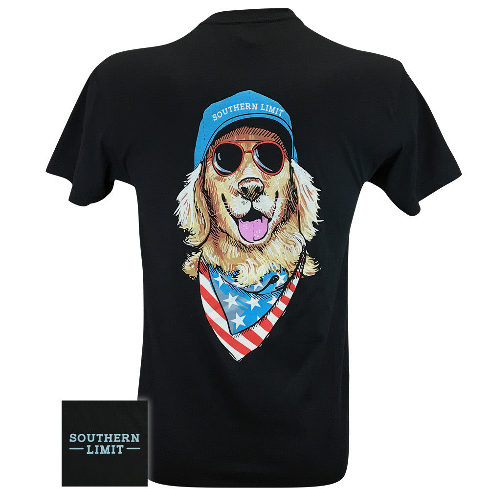 Southern Limit American Dog Black SS-83
