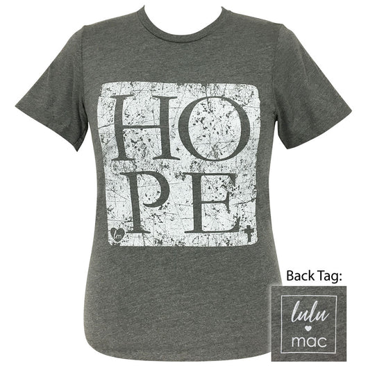lulu mac-Hope-Deep Heather SS-LM3