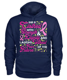 She is Clothed with Strength and Dignity Hoodies and Sweatshirts