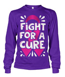 Fight For a Cure Shirts and Long Sleeves