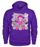 I am a Daughter Survivor Hoodies and Sweatshirts