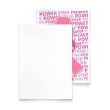 Breast Cancer Survivor Set of Flat Greeting Cards
