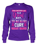 Great Day to Be Alive Shirts and Long Sleeves