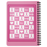 Live Laugh Love Spiralbound Notebook Journal