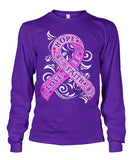 Hope Love Faith Shirts and Long Sleeves