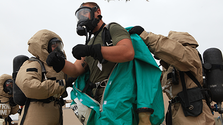 MBS&S009_English: Chemical, Biological, Radiological and Nuclear Hazards [CBRN]