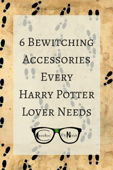 6 Bewitching Accessories Every Harry Potter Lover Needs
