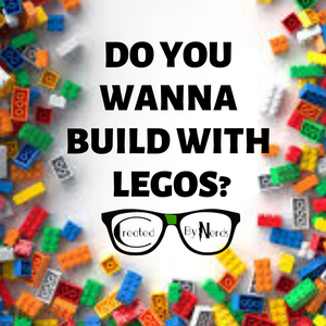 Do you wanna Build with Legos?