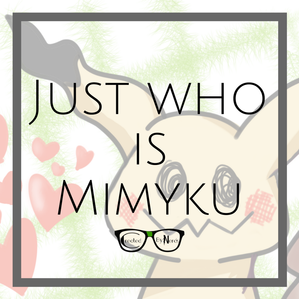 Just who is Mimyku