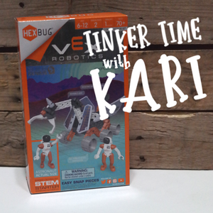 Tinker Time with Kari and the Rover Explorer