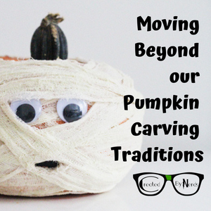 Moving Beyond our Pumpkin Carving Traditions