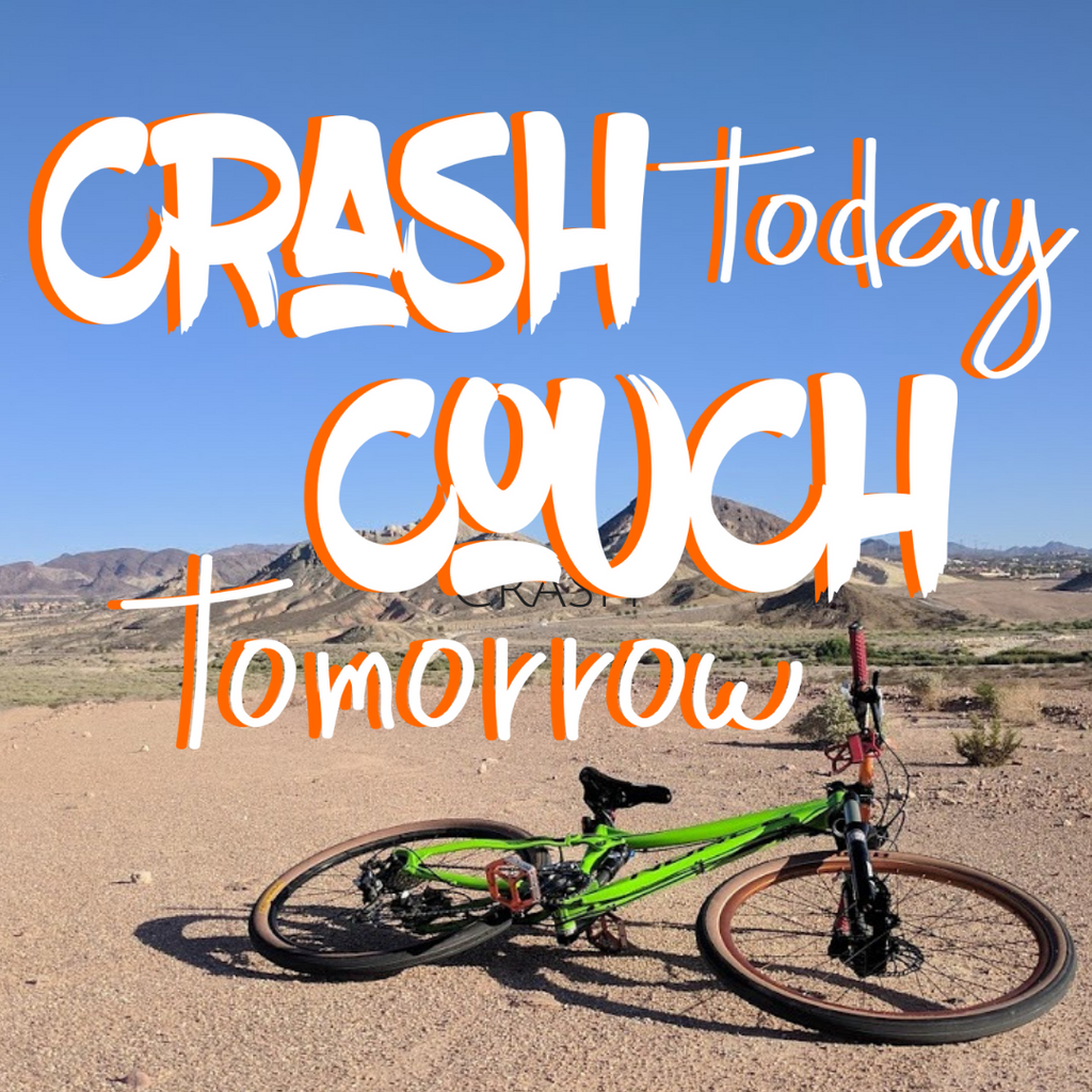 Crash today Couch tomorrow