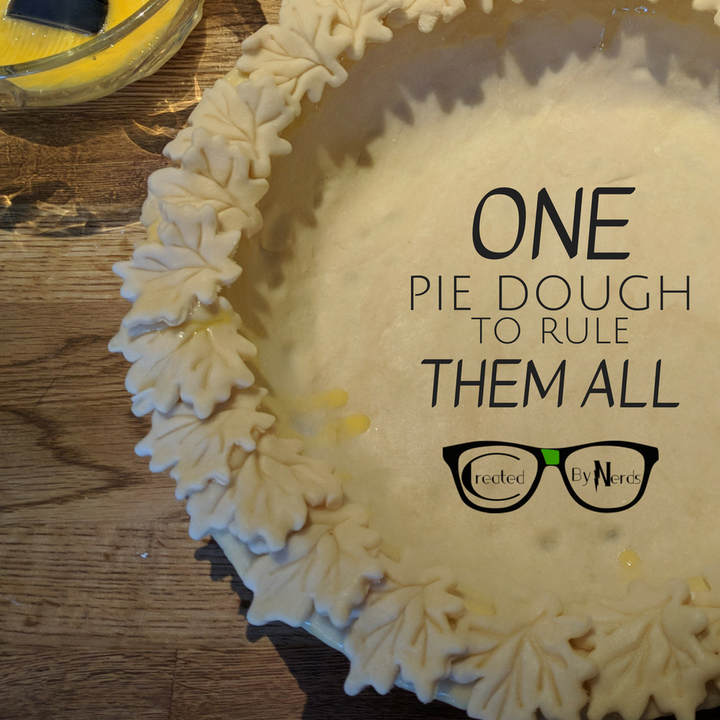 One Pie Dough to Rule them All