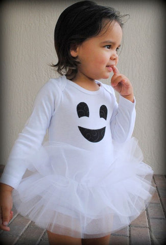 little ghost costume