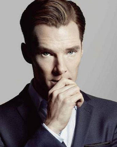 Benedict Cumperbatch