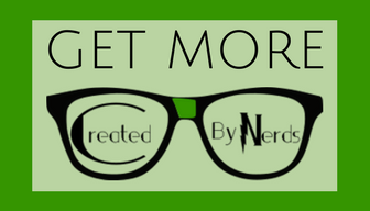Get More Created By Nerds button
