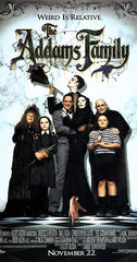 Addams Family 1991 movie poster