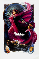 The Witches 1990 movie poster