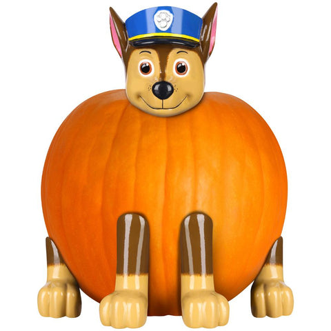 pumpkin with chase attachments