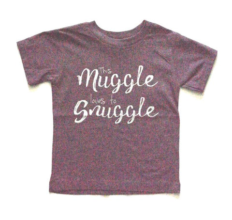 This Muggle Loves to Snuggle