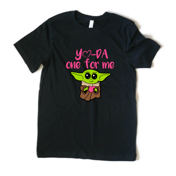 One for Me Youth Tee Shirt