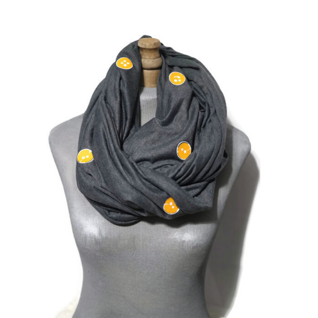 Dragon Ball Infinity Scarf