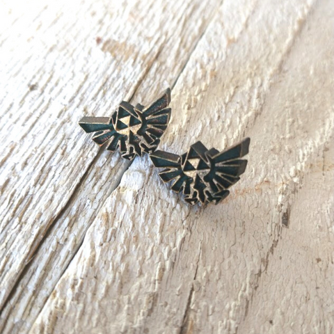 Tri and Force Wings Studs