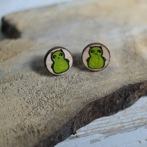 Kuchi Kopi Earrings