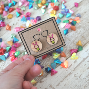 Chibi Louise Earrings