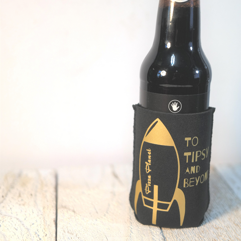 To Tipsy and Beyond Koozie