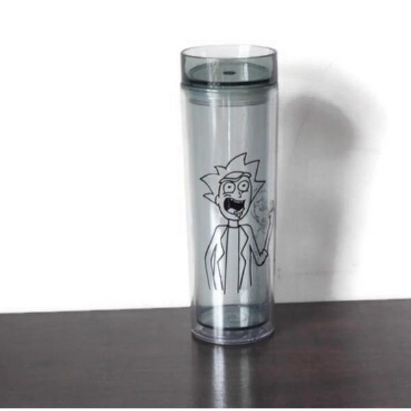 Up Yours - Rick and Morty 16 oz Acrylic Tumbler