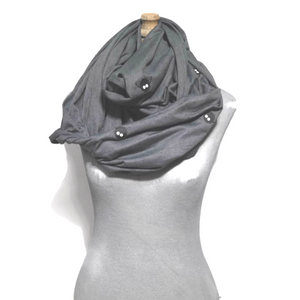 Soot Spirits Infinity Scarf