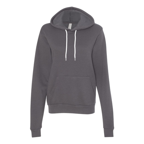 Unisex Dark Grey Pull-over Hoodie - Any CBN Design - No custom designs