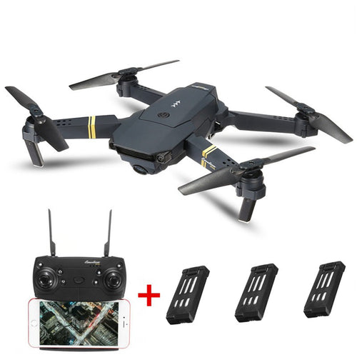 Eachine E58 WIFI FPV With Wide Angle HD Camera High Hold Mode Foldable Arm RC Quadcopter RTF Drone