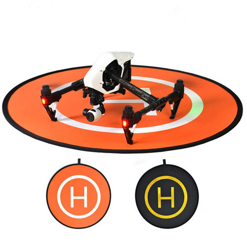 110CM RC Drone Quadcopter Helicopter Fast-fold landing pad helipad Drone pad for DJI Phantom 4 3 2 1 inspire 1 protective