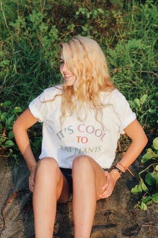 Like, You Know, Go Vegan T-Shirt