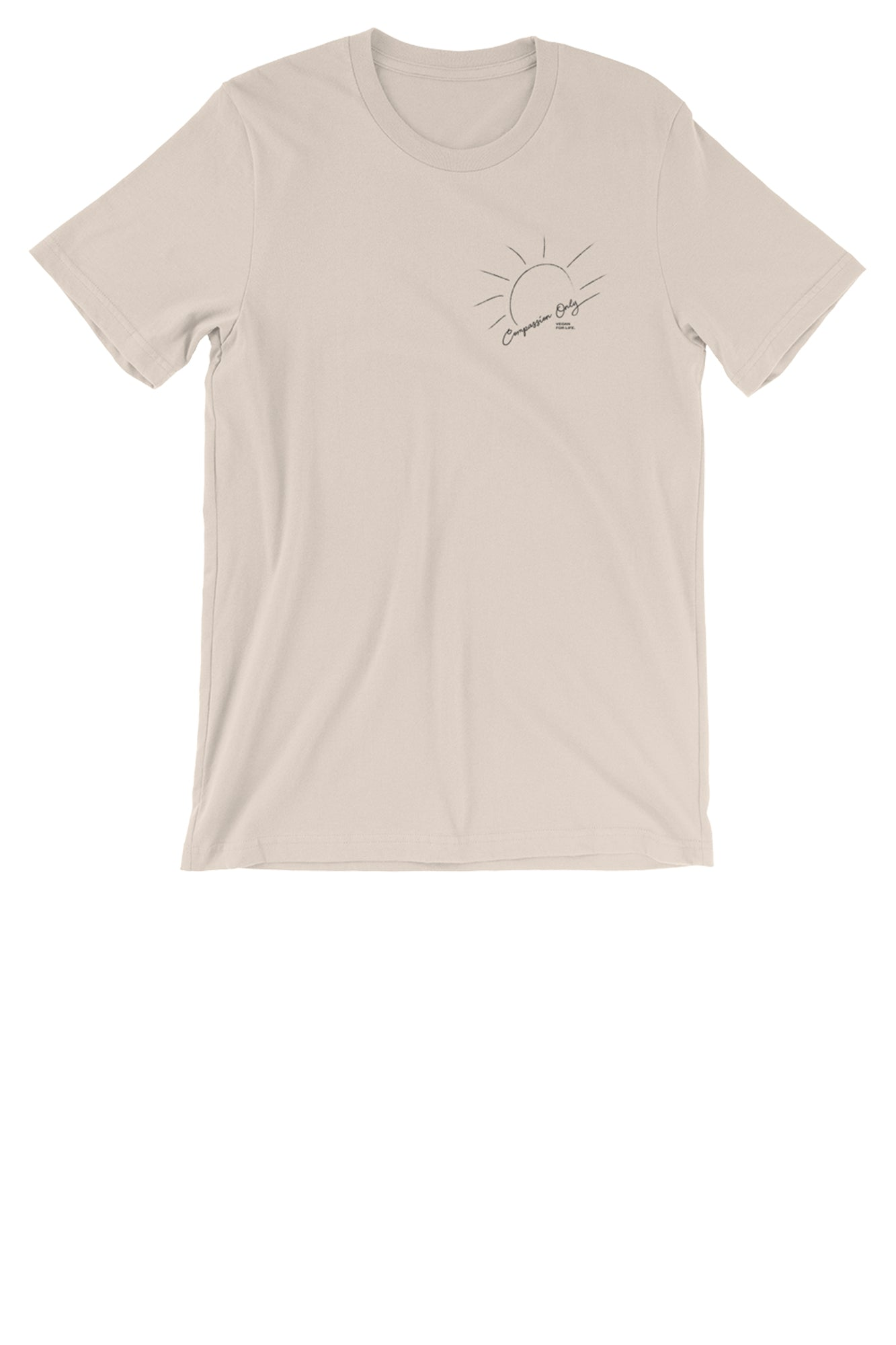 Compassion Only Basic Tee