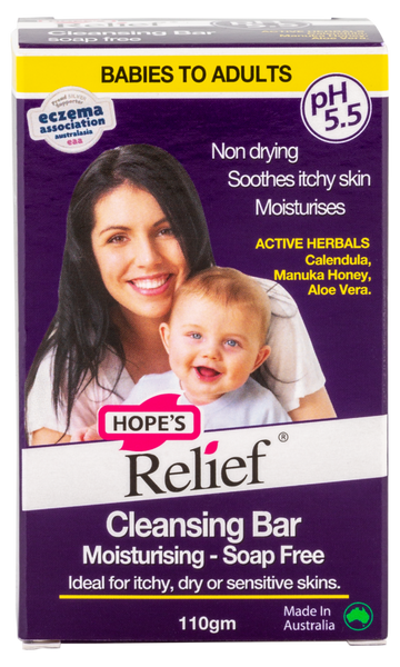 Hope's Relief Soap-free Cleansing Bar
