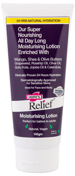 Hope's Relief Skin-Sational Moisturising Lotion
