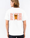 Youth | Angry Bear White Tee