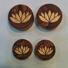 Lotus Wood Plugs